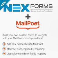 MailPoet for NEX-Forms v7.5.1